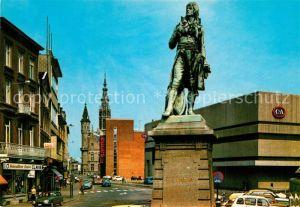 AK / Ansichtskarte Verviers_Liege_Wallonie Place du Martyr Monument Verviers_Liege_Wallonie