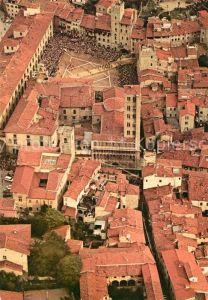 AK / Ansichtskarte Arezzo Veduta aerea Arezzo