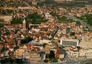 AK / Ansichtskarte Rheine Fliegeraufnahme Rheine