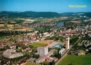 AK / Ansichtskarte Bad_Zurzach Thermalbad Fliegeraufnahme Bad_Zurzach