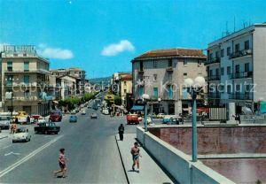 AK / Ansichtskarte Benevento Piazza Bissolati e Viale Principe di Napoli Benevento