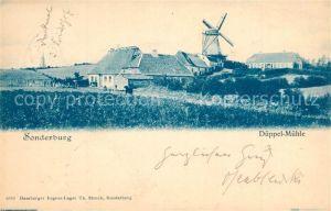 AK / Ansichtskarte Sonderburg Dueppel Muehle Sonderburg