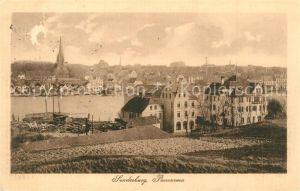 AK / Ansichtskarte Sonderburg Panorama Sonderburg