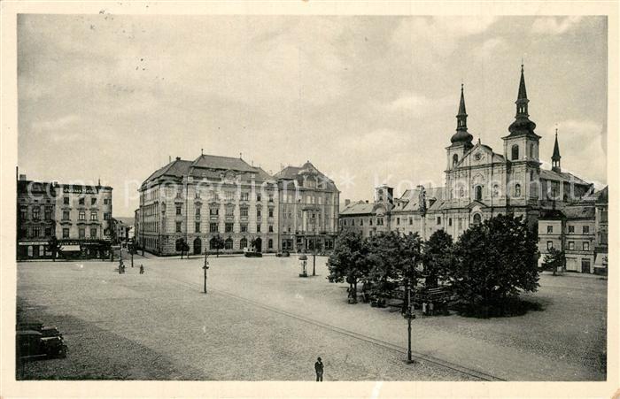 AK / Ansichtskarte Iglau Hauptplatz Iglau