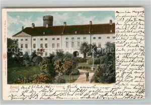 AK / Ansichtskarte Reval Schloss Reval