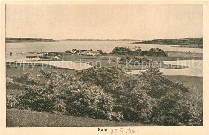 AK / Ansichtskarte Kaloe Panorama Kaloe