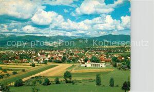 AK / Ansichtskarte Kirchzarten Panorama Kirchzarten