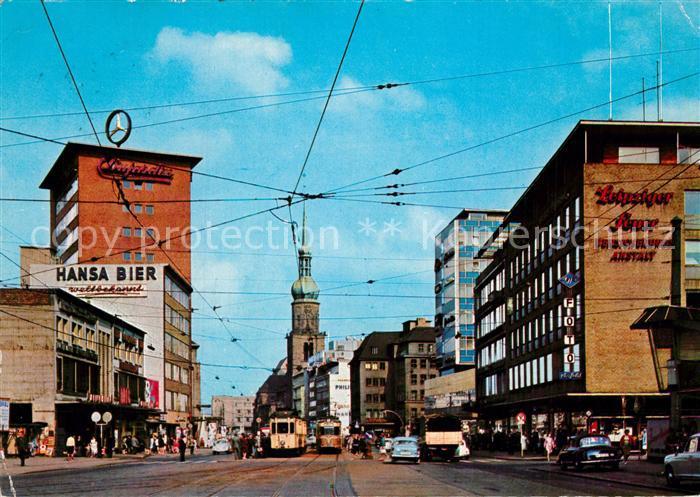 AK / Ansichtskarte Dortmund Kampstrasse Dortmund 0