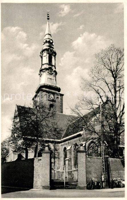 AK / Ansichtskarte Kobenhavn Sanct Petri Kirke Kobenhavn