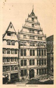 AK / Ansichtskarte Hannover Leibnizhaus Hannover