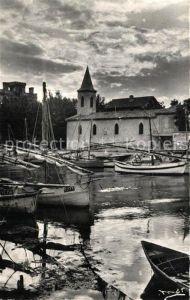 AK / Ansichtskarte Le_Grau du Roi_Gard Coucher de Soleil Le_Grau du Roi_Gard
