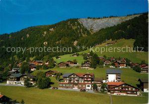 AK / Ansichtskarte Adelboden Hotel Pension Hari Adelboden
