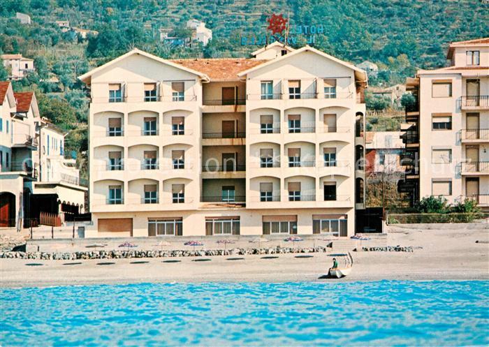 AK / Ansichtskarte Fuscaldo Hotel Il Vascello