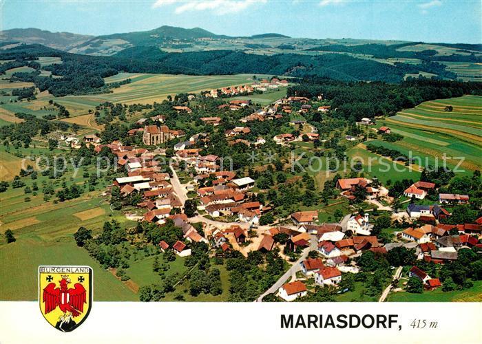 AK / Ansichtskarte Mariasdorf Fliegeraufnahme Mariasdorf