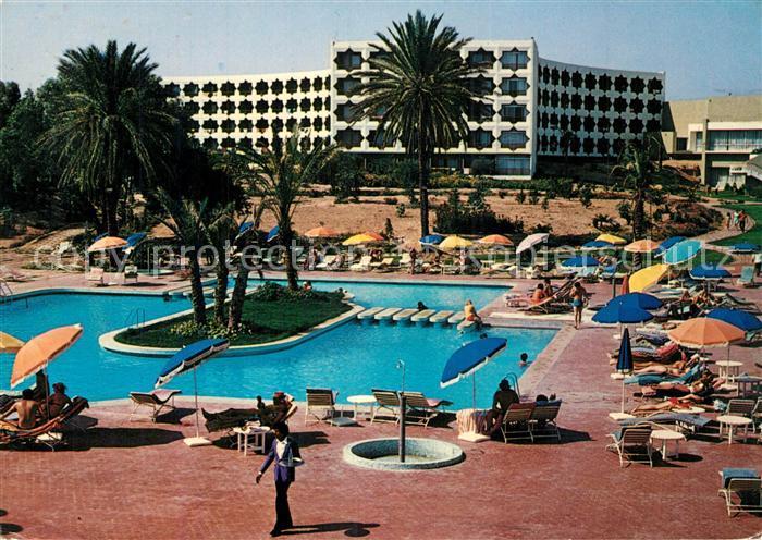 AK / Ansichtskarte Sousse Hotel Tour Khalef Sousse