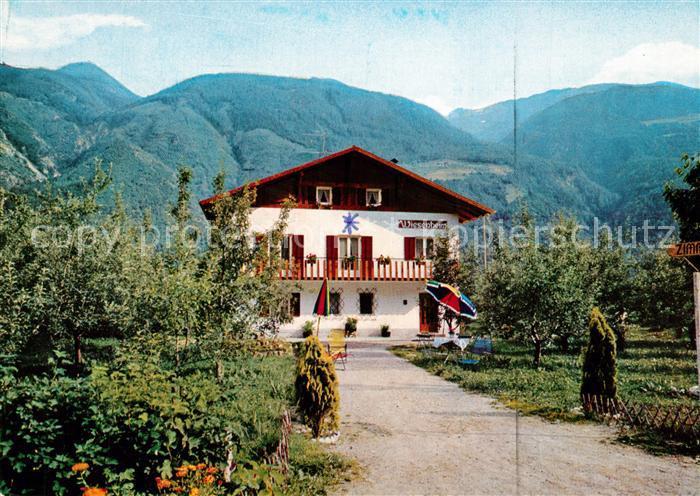 AK / Ansichtskarte Vinschgau_Suedtirol Garni Wiesenheim Vinschgau Suedtirol