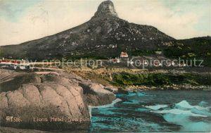 AK / Ansichtskarte Cape_Town_Kaapstad_Kapstadt Lions Head Sea Point Cape_Town