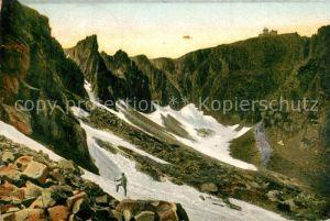 AK / Ansichtskarte Schneegruben  Schneegruben