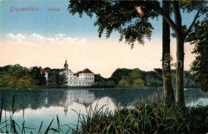 AK / Ansichtskarte Gravenstein Schloss Gravenstein