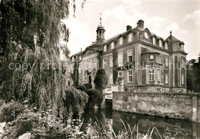 AK / Ansichtskarte Ostbevern Collegium Johanneum Bischoefliches Konvikt Schloss Loburg Ostbevern