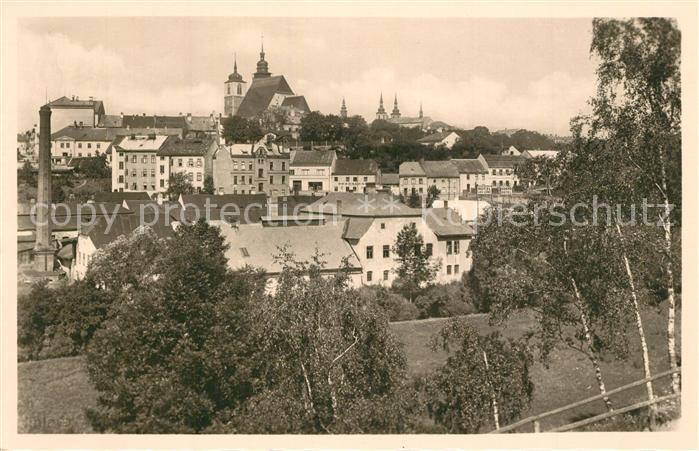 AK / Ansichtskarte Iglau Stadtansicht Iglau