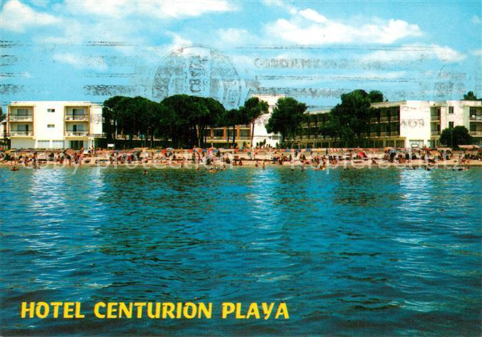 AK / Ansichtskarte Cambrils Hotel Centurion Playa Cambrils
