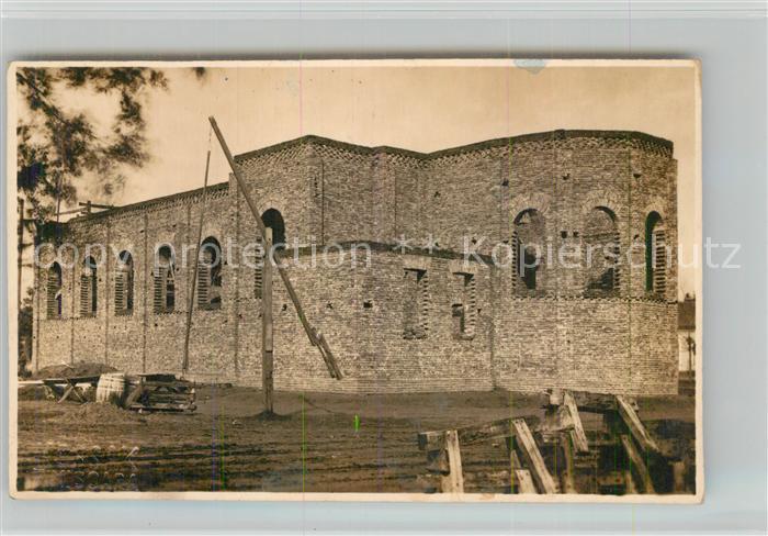 AK / Ansichtskarte Ungarn Kirchenruine Ungarn
