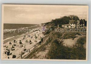 AK / Ansichtskarte Rewahl Strand Rewahl