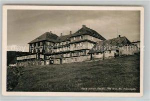 AK / Ansichtskarte Riesengebirge Neue schlesische Baude Riesengebirge
