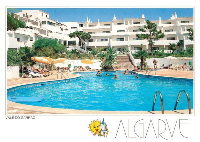 AK / Ansichtskarte Loule Hotel Vale do Garrao Swimming Pool Loule