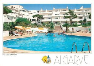AK / Ansichtskarte Loule Hotel Vale do Garrao Swimming Pool Loule