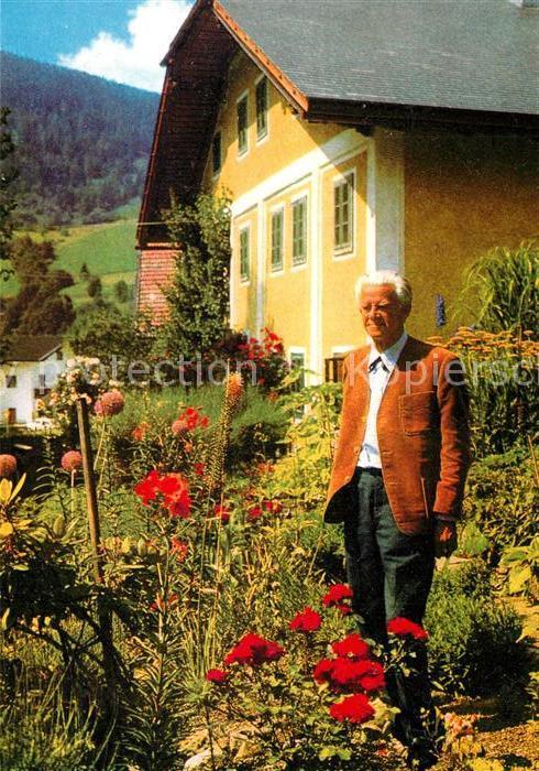 AK / Ansichtskarte Bad_Gastein Karl Heinrich Waggerl  Bad_Gastein
