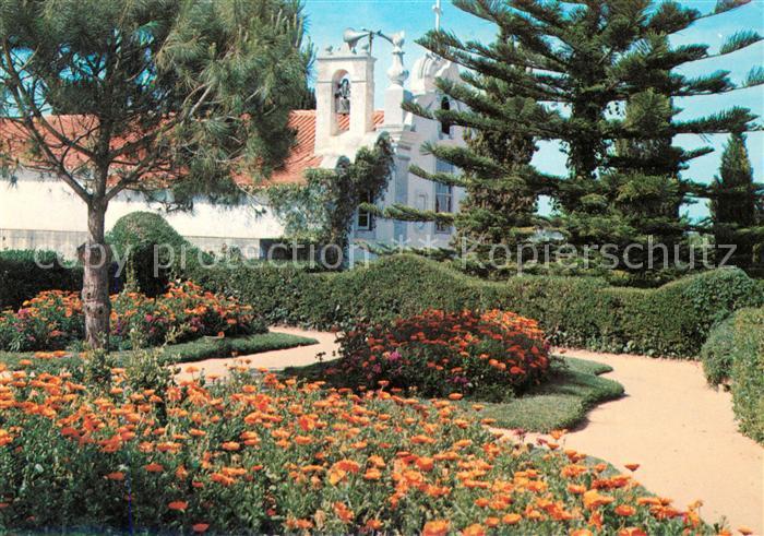 AK / Ansichtskarte Costa_da_Caparica Convento dos Capuchos Costa_da_Caparica