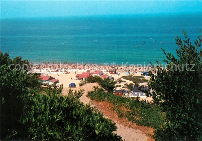 AK / Ansichtskarte Costa_da_Caparica Fliegeraufnahme Strand Costa_da_Caparica