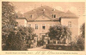 AK / Ansichtskarte Paffrath Haus Blech Paffrath