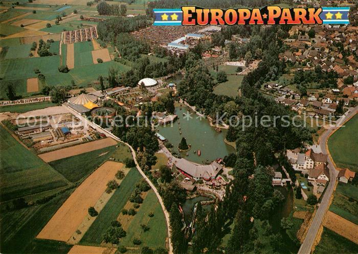 Europa Park Karte.Ak Ansichtskarte Rust Ortenaukreis Europa Park Rust Fliegeraufnahme Rust Ortenaukreis