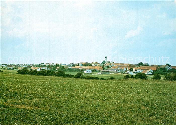 AK / Ansichtskarte Ohmenheim Ortsansicht Ohmenheim