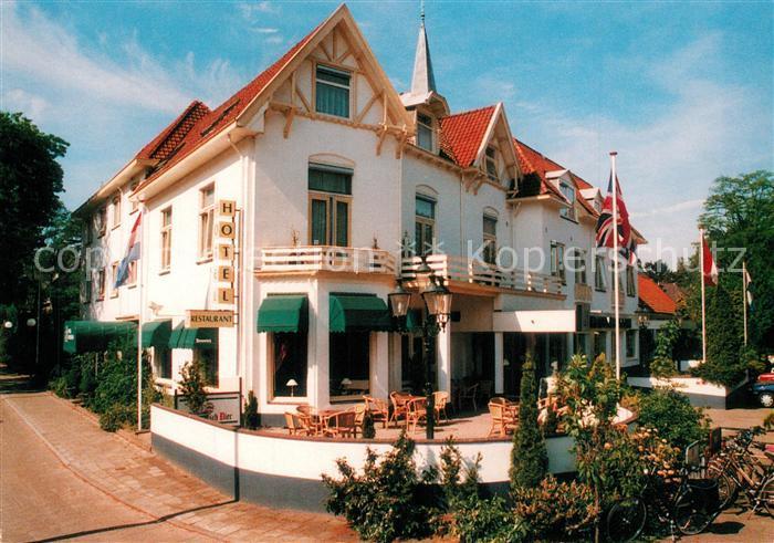 AK / Ansichtskarte Apeldoorn Hotel Apeldoorn Apeldoorn