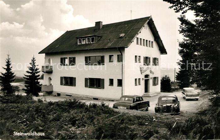 AK / Ansichtskarte Erbendorf Steinwaldhaus Erbendorf