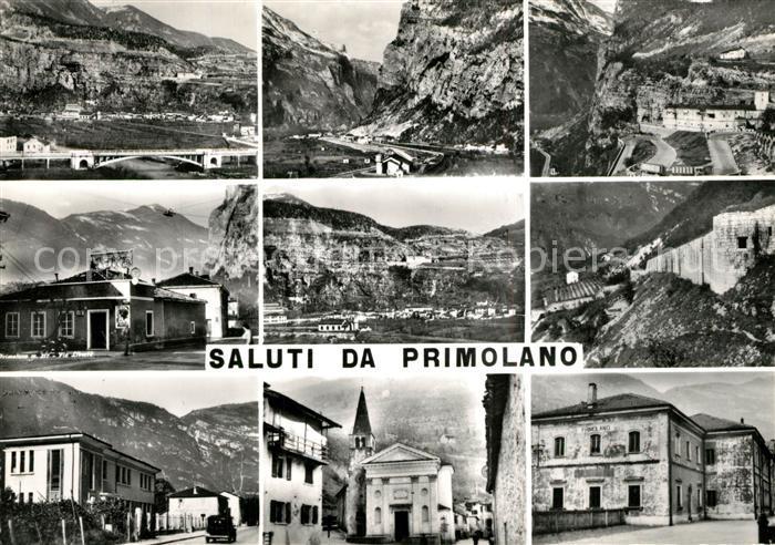 AK / Ansichtskarte Primolano Orts und Teilansichten