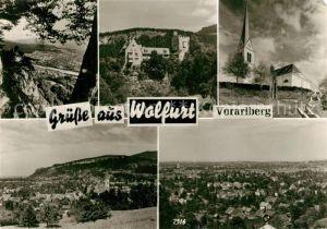 AK / Ansichtskarte Wolfurt Schloss Kirche Panorama Wolfurt