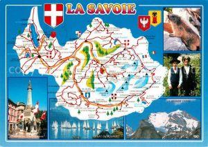 AK / Ansichtskarte Savoie Region Chambery Les Elephants Lac du Bourget La Grande Casse