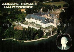 AK / Ansichtskarte Hautecombe Abbaye Royale Hautecombe