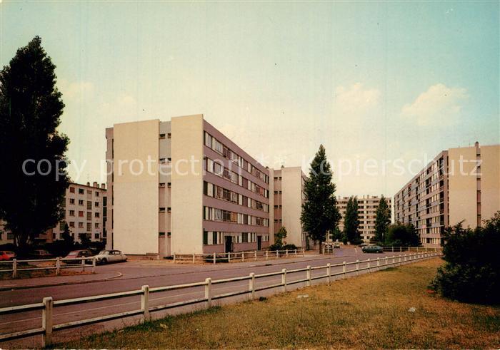 AK / Ansichtskarte Les_Clayes sous Bois La Residence La Vigneraie Les_Clayes sous Bois