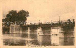AK / Ansichtskarte Choisy le Roi Le Pont Choisy le Roi