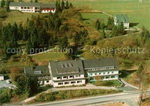 AK / Ansichtskarte Astenberg Jugendherberge Fliegeraufnahme Astenberg