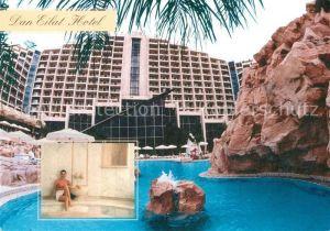 AK / Ansichtskarte Eilat Dan Eilat Hotel Swimming Pool Wellness Eilat