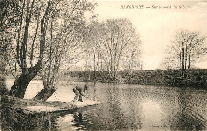AK / Ansichtskarte Rangiport Sur le bord du Giboin