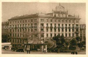 AK / Ansichtskarte Milano Palace Hotel Milano