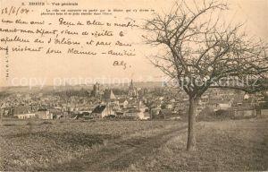 AK / Ansichtskarte Dreux Panorama Dreux